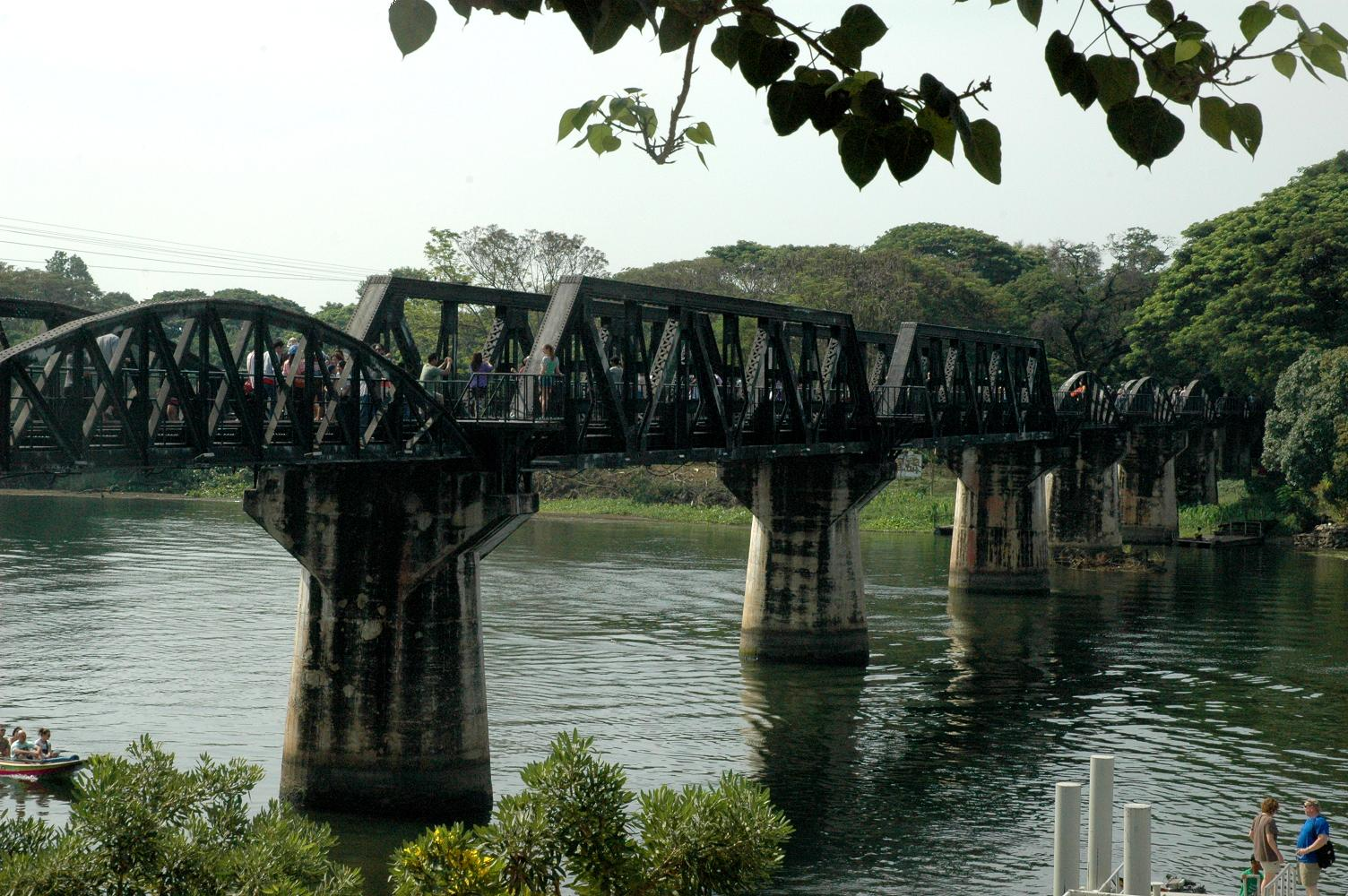 The Bridge on The River Kwai  For Here or Take Away?